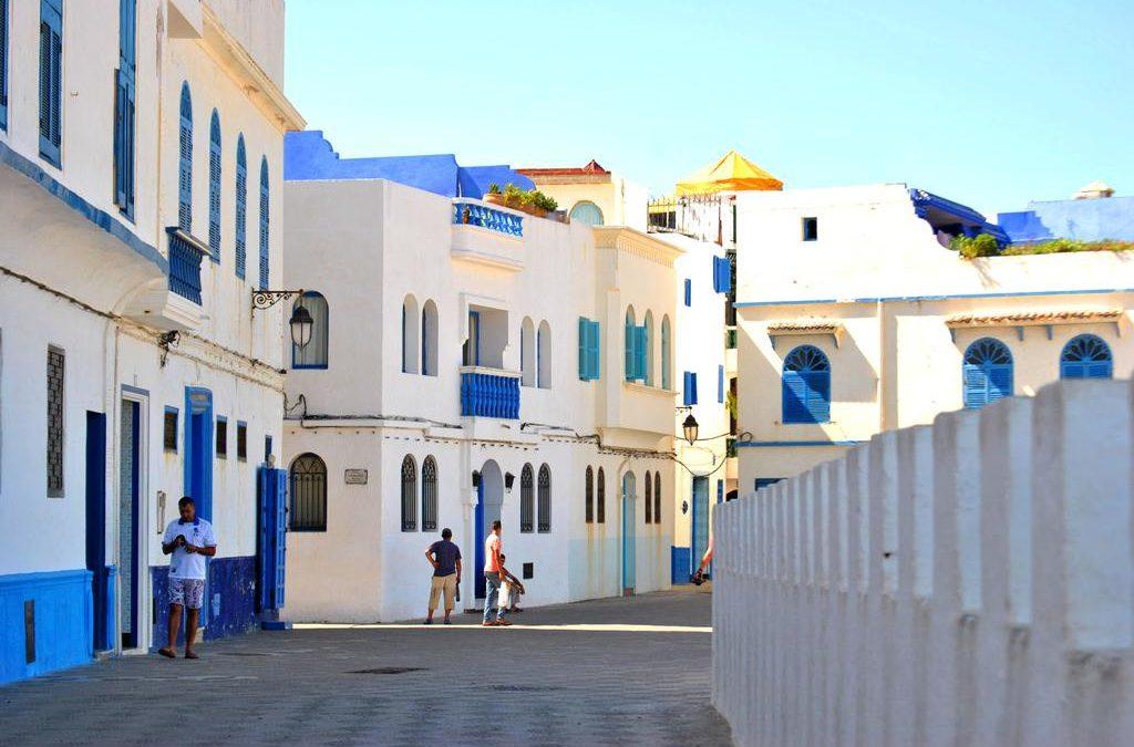 From Marrakech to Essaouira