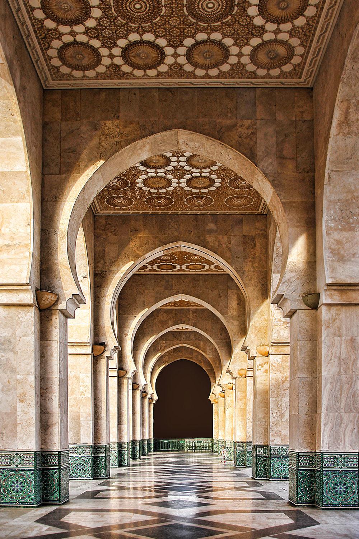 Casablanca moschea di Hassan II