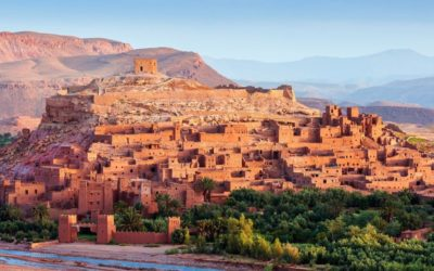 From Marrakech to Ait Ben Haddou