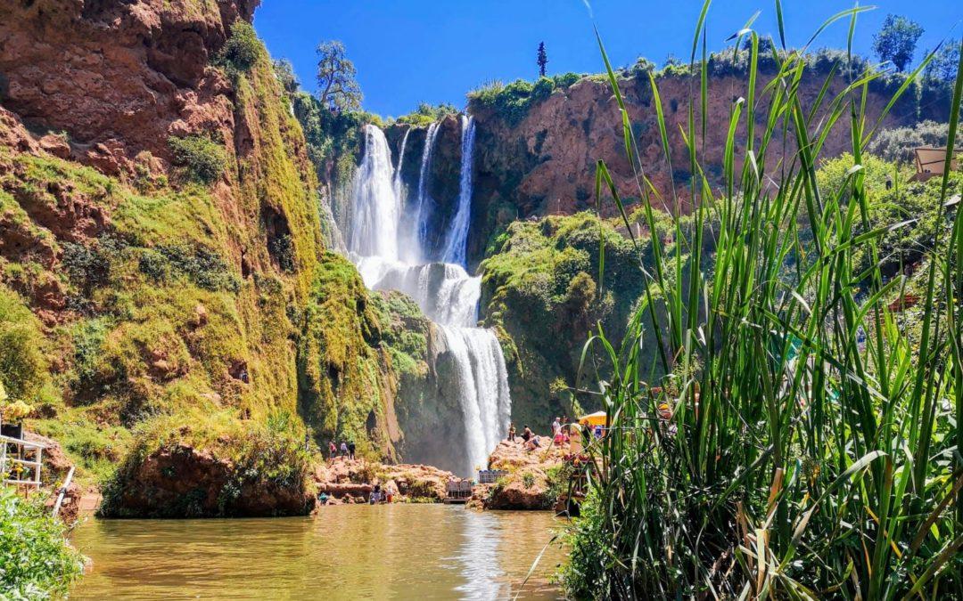 Da Marrakech a Ouzoud