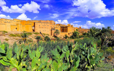From Marrakech to Ouarzazate