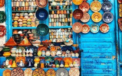 Tour di gruppo in Marocco – Marrakech, le kasbah e l'oceano
