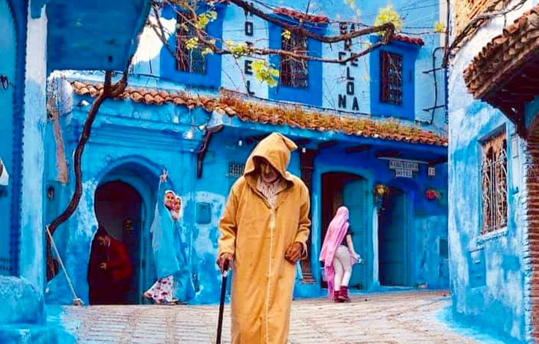 Tour of the blue cities of Marocco