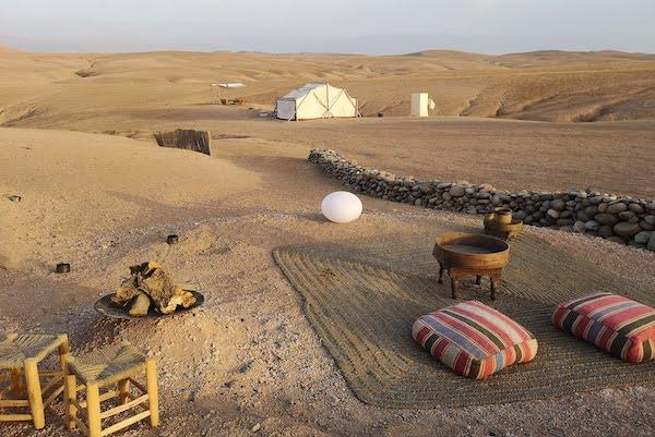 Da Marrakech al Deserto di Agafay