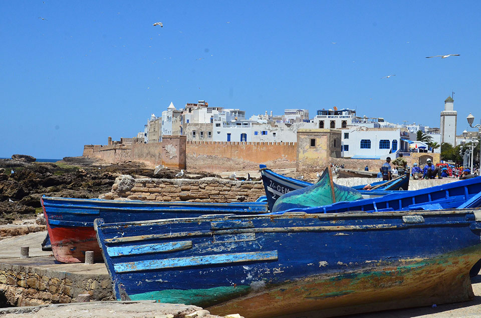 Da Marrakech a Essaouira