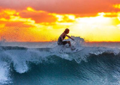 surf oceano