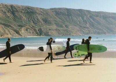 Lezioni di surf Essaouira