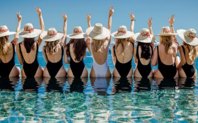 Hen / bachelorette party – Chic Package